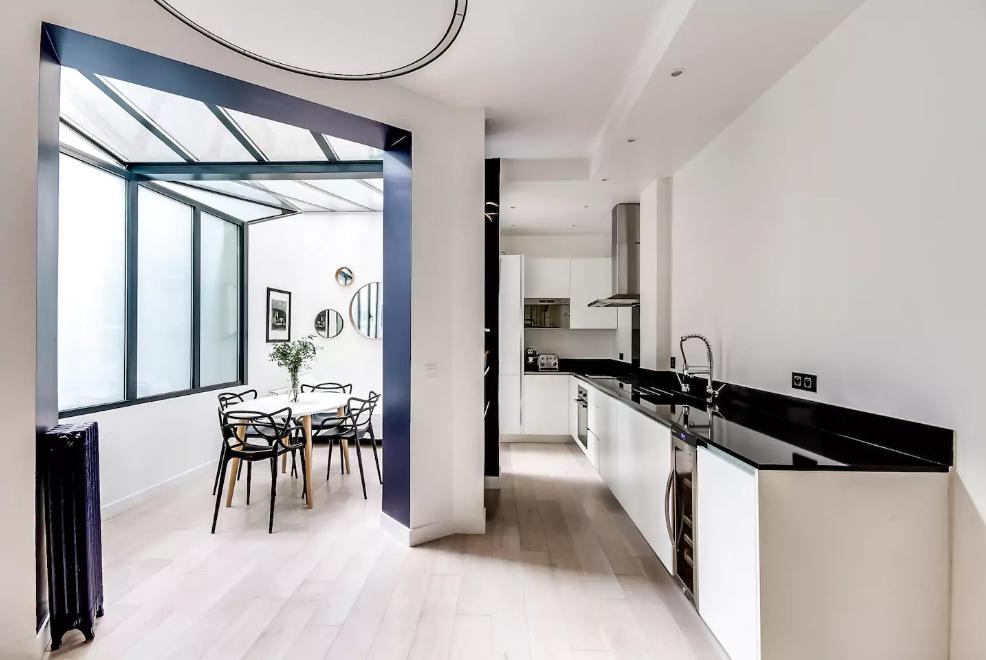 loft-paris-montmartre-salon-cuisine